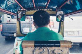 amsterdam by tuktuk