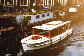 the friendship Amsterdam